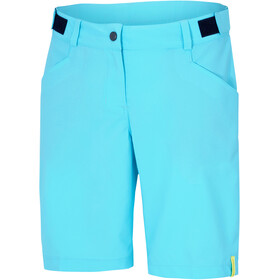Ziener Colodri X-Function Shorts Women blue aqua